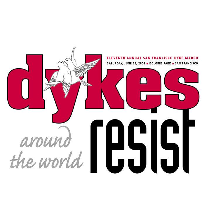 Dyke March T-shirt FINAL