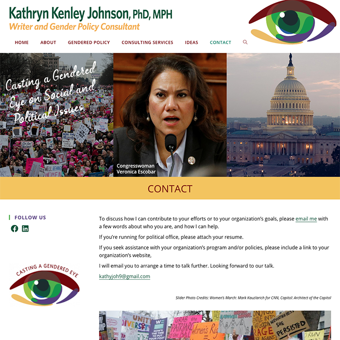 Kathy Johnson web3