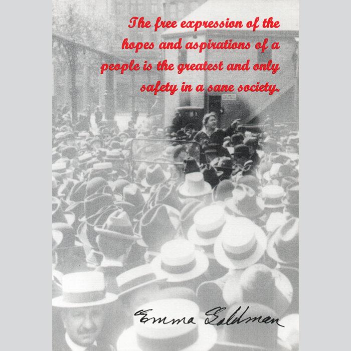 Emma Goldman web