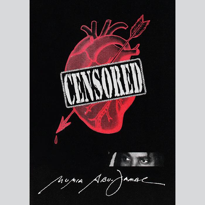 Mumia Censored Postcard web